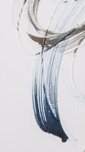 calligraphie spontanée